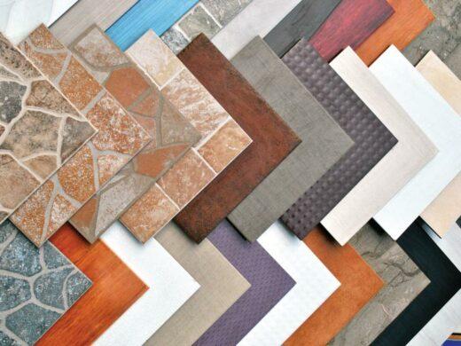 interior floor tiles